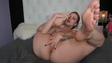 Feet Smelling & FingerFucking