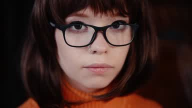 let's search for clues together ... (cosplay Velma